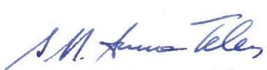 Podpis przełożonej generalnej sióstr prezentek